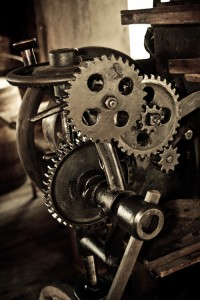 """Gears of Bore"" - Mifflinburg Buggy Museum"