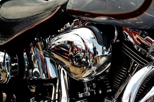 Harleys on the Susquehanna [featured]