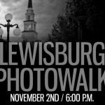 Lewisburg PhotoWalk – November 2nd