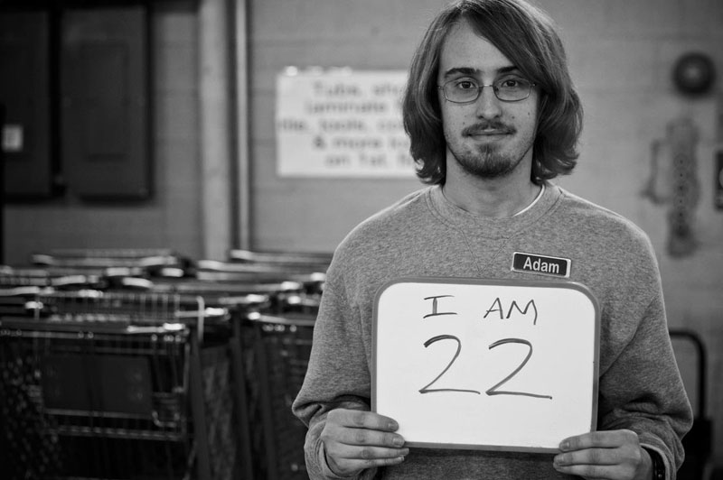 I am 22 - The Age Project