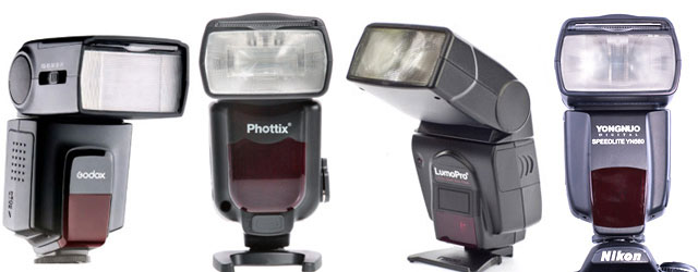 Q & A:  What flash should I get for my new dSLR?