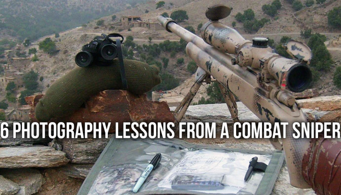 6 Photography Lessons from a Combat Sniper