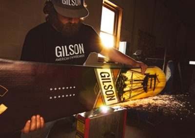 GILSON: Crafting Dynamic Images for a Growing Market
